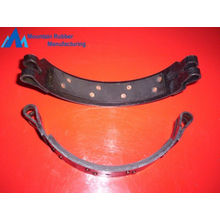 Stable Friction Coefficien Abrasion Resistant Agriculture Equipment Brake Band Lining