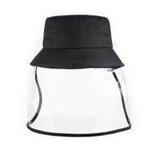 Prevenga las gotas de la máscara del protector facial sombrero de cubo protector