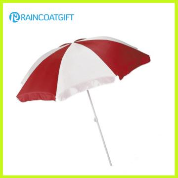 1.8m X 8 Panneaux Parapluie de plage coupe-vent