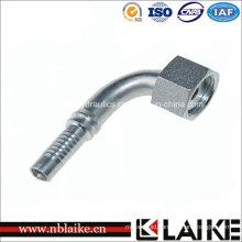 90 Orfs Female Hydraulic Hose Fitting 24291