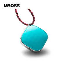 Intercom Function Personal Pendant Mini GPS Tracker