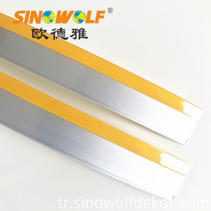 Customize Edge Banding Acrylic Edging