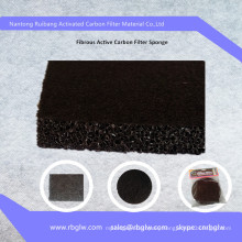 activated carbon fabric felt