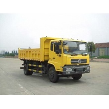 Dongfeng 4x2 15Ton mines construction camions à benne basculante