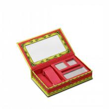 Caixa do papel do pó da sombra de olho de 5 cores