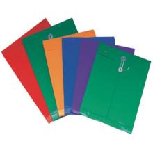String Envelopes Tasche mit Baumwollband