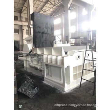 Automatic Hydraulic Press Machine for Metal Scraps
