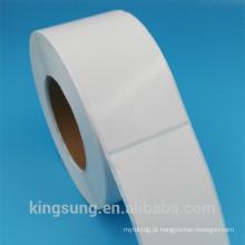 atacado semi gloss papel tamanho grande etiqueta da etiqueta