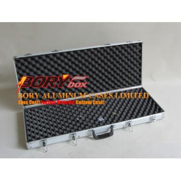 Carrying Gun Cases Aluminium Flight Case
