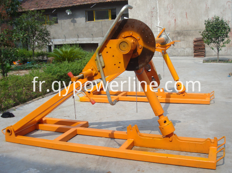 Braking Drum Elevators with Hydraulic Motor