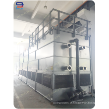 Produtos químicos do tratamento da água da caldeira da máquina refrigerar de água / refrigerador industrial da água de Superdyma