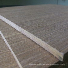 madera contrachapada gurjan laminada