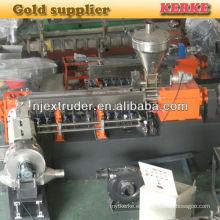 General cable PVC 70/90 compuesto dos paso pelletizador