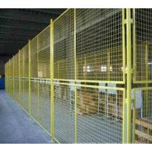 Панели ПВХ покрытием забор рамкой (ТС-J605)