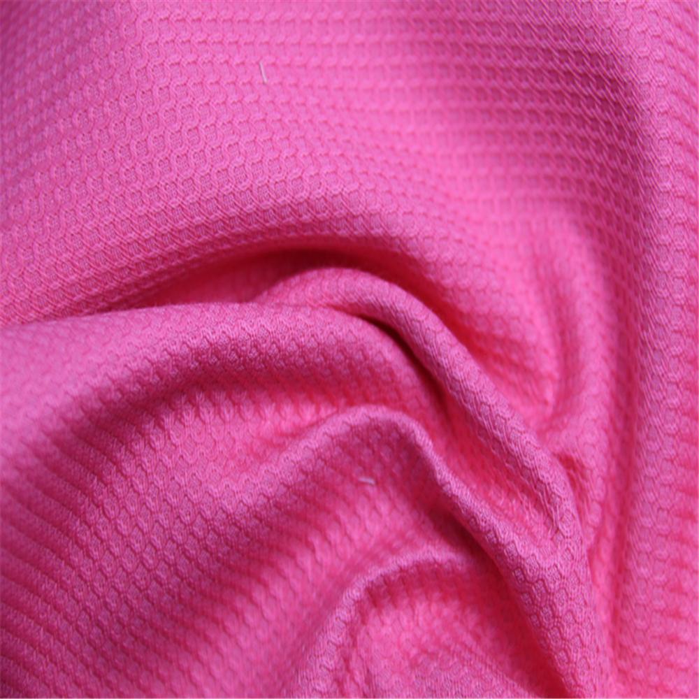 Cotton Elastic Jacquard Fabric