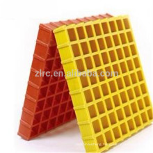 frp grating used for platform corridor bridge trench covers frp bar grating