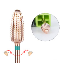 Professional Electric File Safety Bit Nail Drill Carbide Cutter For Manicure