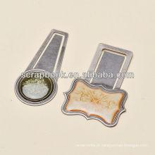 marcadores de página metal de epóxi