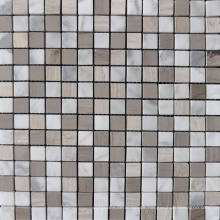 Marmor Stein Mosaik 8mm Dicke