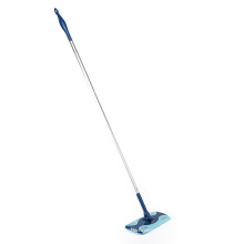 Chinese manufacturer Aluminum Section pole flat cleaning mop for sale