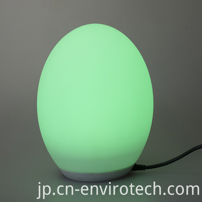 Color change led ball light