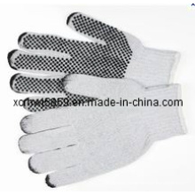 Cotton Knitted Working Gloves (HL-G47)