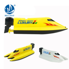 2.4GHz 4 Channels Quality Material and Exquisite Design RC Boat