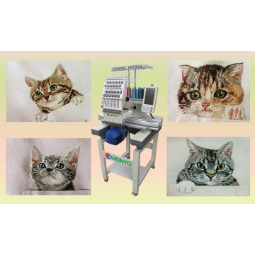 Embroidery Machine Industrial / Commercial Sewing Machines