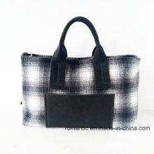 Atacado designer de mulheres à moda bolsas de lona (P-1012)