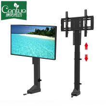 Bedroom Hidden LED Tv Lift Motorized Meeting Room Electric Tv Lift Stand Mechanism For Home