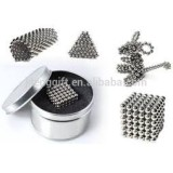 Magic magnetic beads DIY adult toy intelligence devolopment stress relief spherical magnets