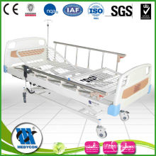3-Function electric Hospital Furniture Medical Electric Beds