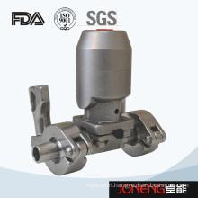Stainless Steel Pneumatic Hygienic Clamped Diaphragm Valve (JN-DV2002)