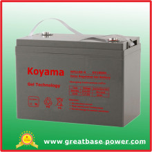 Long Life Solar Energy System Gel Battery 6V 180ah