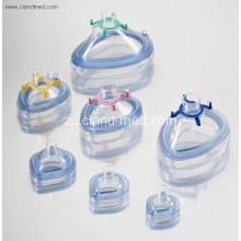 I-Price Good PVC Ecacile I-Medical Anesthesia Face Mask