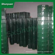 Китай alibaba оцинкованной сварной сетки рулонах (Китай производитель)