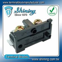 TE-125 DIN transportado 600V 125 Amp fêmea Conector de terminal de cobre