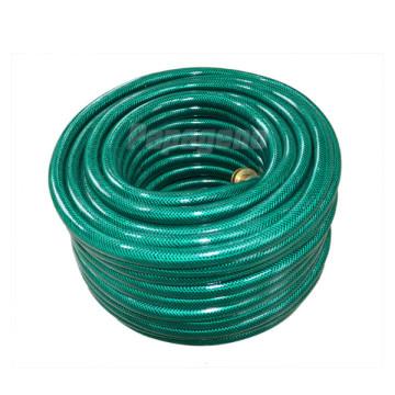 Mangueira de jardim trançada flexível da água do PVC de 19mm