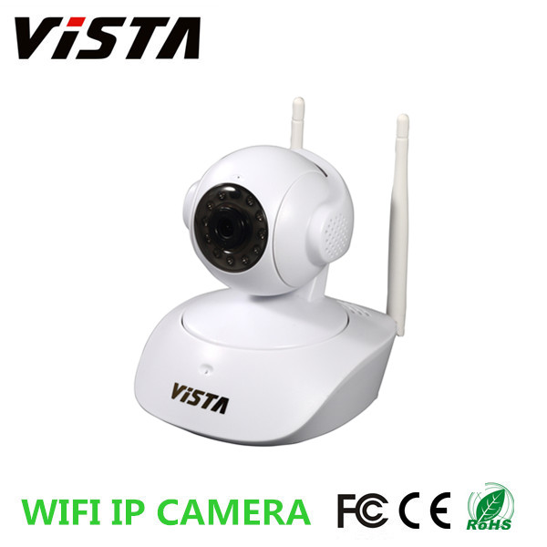 720P 1.0mp Webcam HD Icloud CCTV Wifi sans fil IP caméra