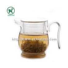 Clear Single Wall Glass Teapot por SGS (375ML)