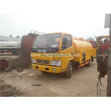 Dongfeng 8500L vacuum suction truck with vacuum pump