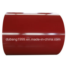 Vorgestrichene galvanisierte Stahlspulen in 1200mm