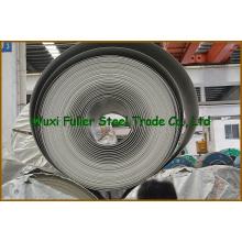 201 preço de chapa de aço inoxidável ondulado de ASTM