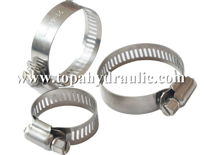Hose clamp sizes spring hose stainless steel clamps