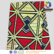 African Printed Cotton Dress Fabric