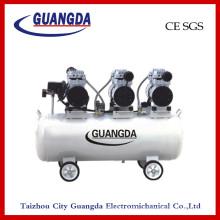 Compressor de ar livre de óleo CE SGS 90L 850wx2 (GDG90)