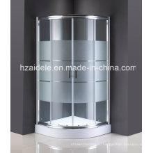 Корпус кислоты стеклянная душевая кабина (АДЛ-8B05)