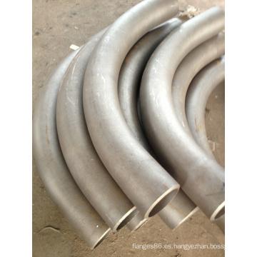 Bw Seamless 5D 90 grados de acero inoxidable Bends