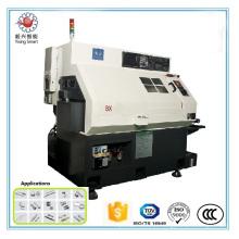 Diâmetro de 3-20mm (pinça), de 100mm (mandril), máquina do torno do CNC de Shanghai para as peças do Sapre