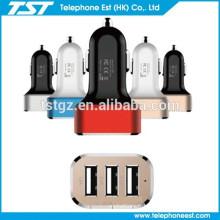 Le meilleur chargeur de voiture USB 3 ports pour téléphone intelligent / iphone